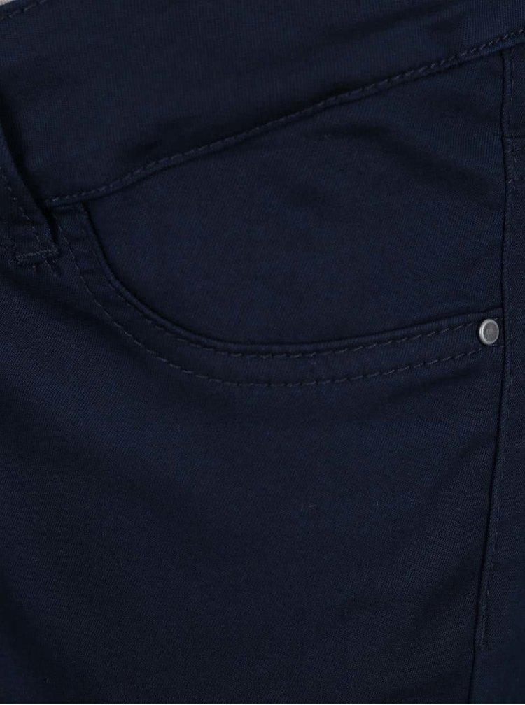 Tmavě modré těhotenské džíny Mama.licious Elly