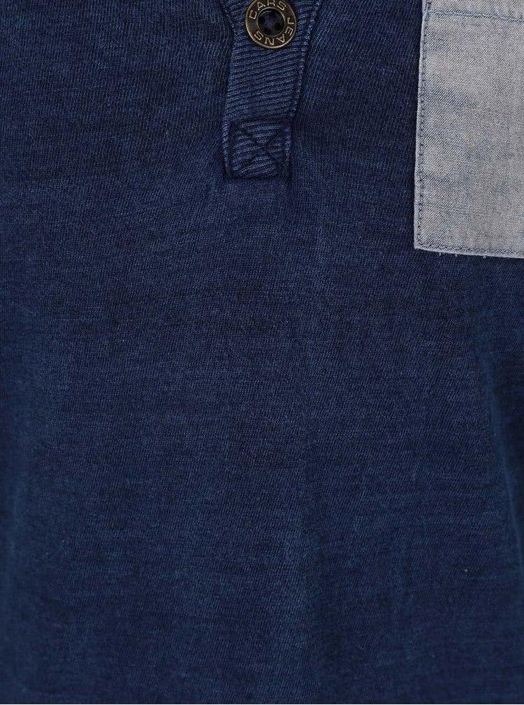 Bluza albastra Cars Jeans Panna
