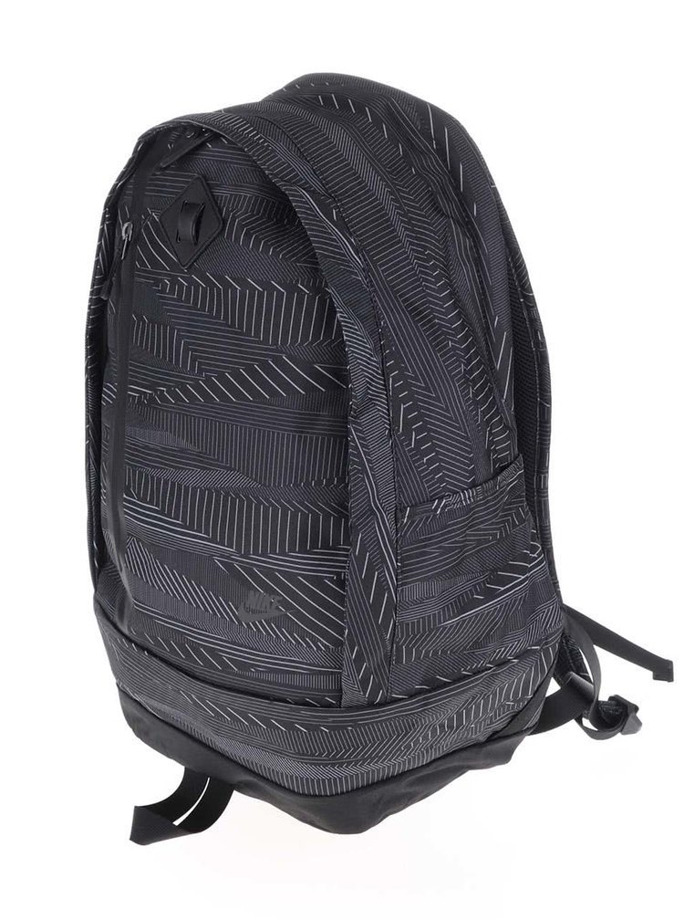 Čierne vzorovaný batoh Nike Cheyenne 3.0