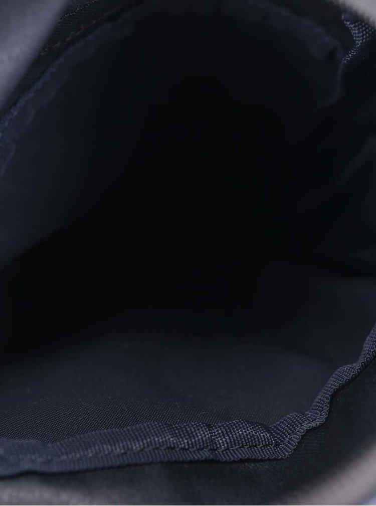 Tmavě modrá unisex crossbody taška Nike Core Small