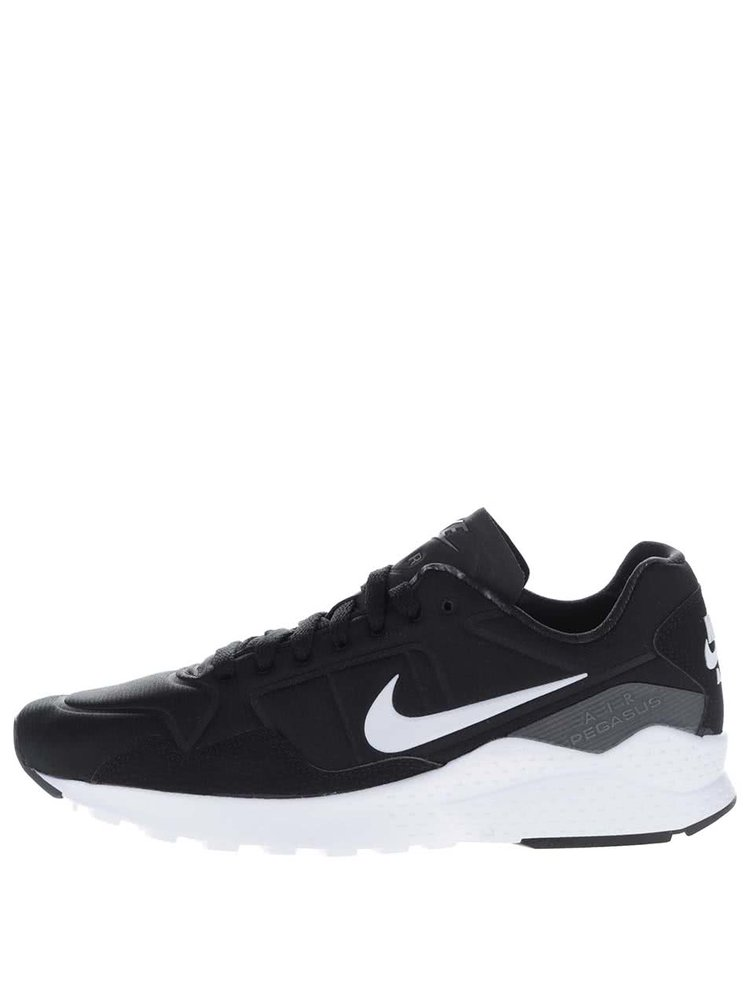 Černé pánské tenisky s detaily Nike Zoom Pegasus