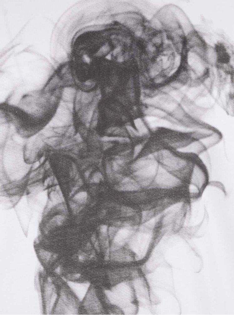 Krémové tričko s potlačou ONLY & SONS Nim
