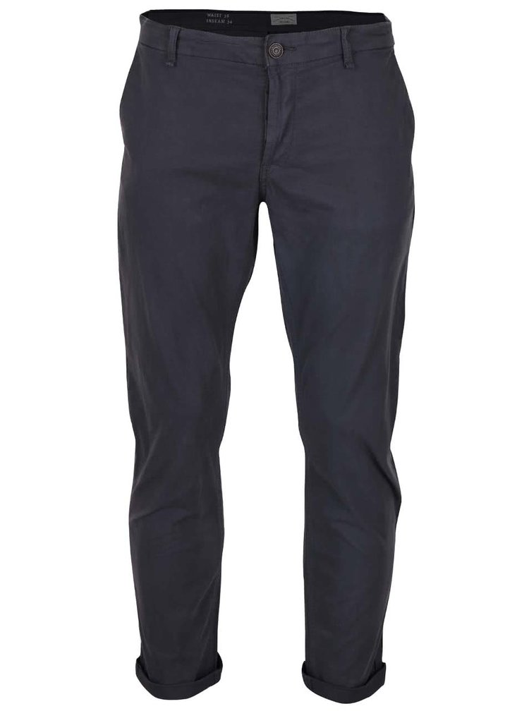 Sivé chino nohavice ONLY & SONS Tarp