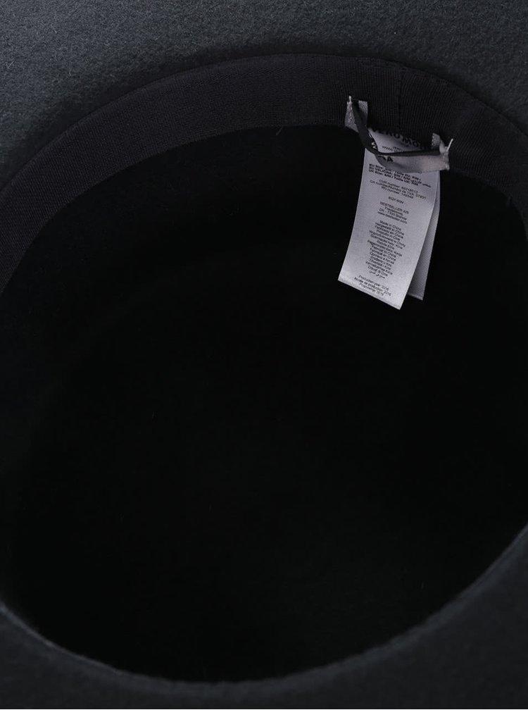 Palarie neagra din lana  VERO MODA Alice