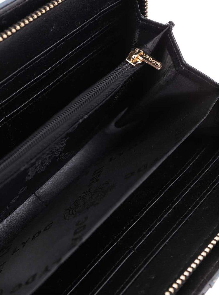 Sivo-modrá peňaženka LYDC