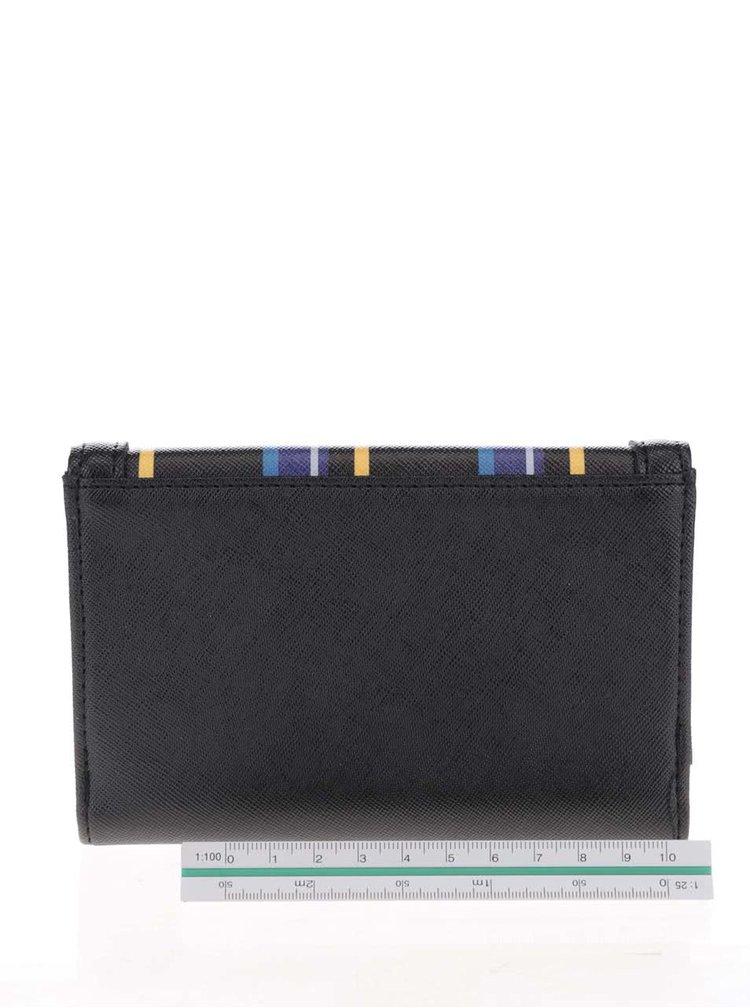 Žluto-černá peněženka LYDC