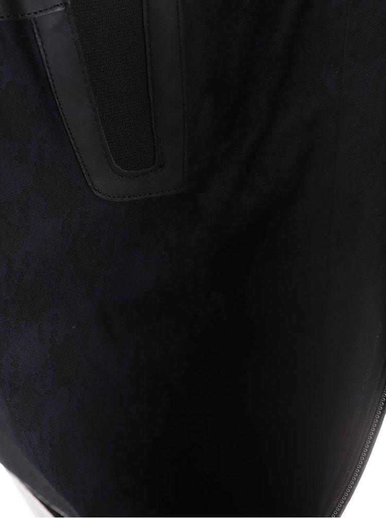 Cizme negre Geox Lover C din piele