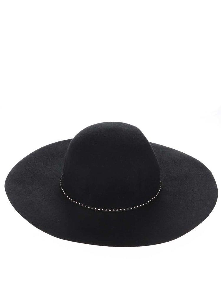 Pălărie neagră ONLY Ohio din lână