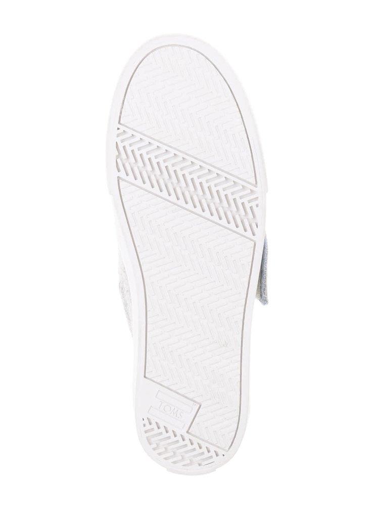 Béžové melírované dámske topánky Toms