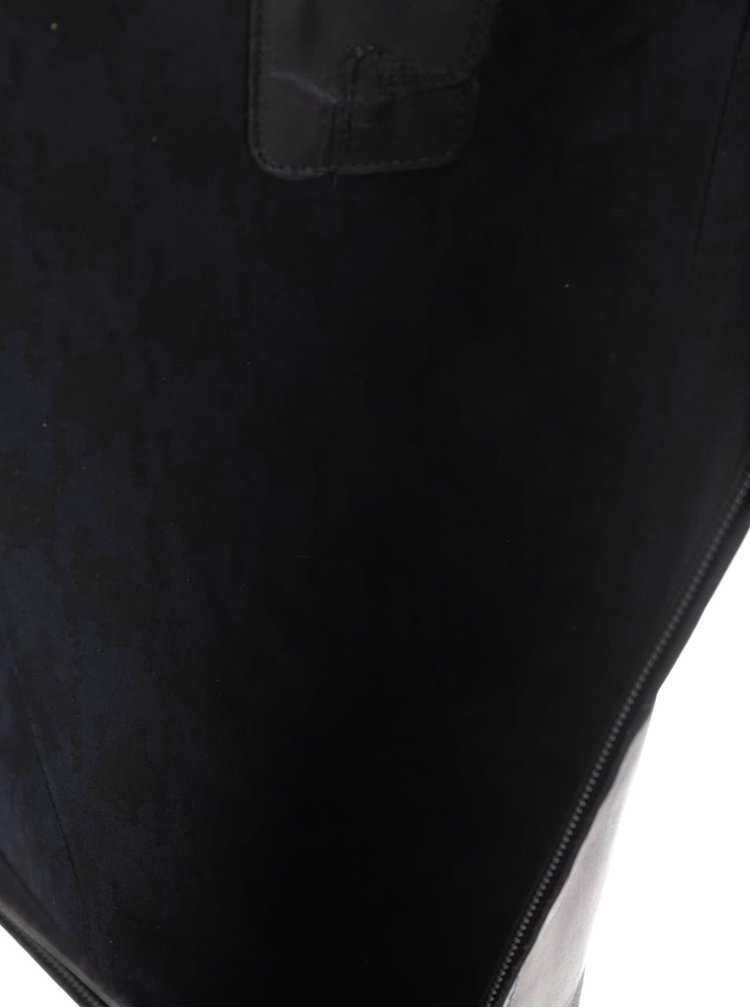 Cizme negre cu toc Geox Raphal Mid C