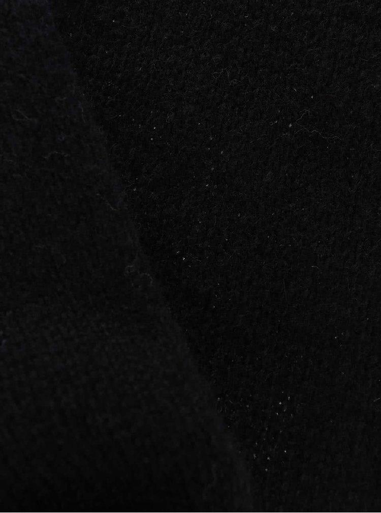 Čierne dlhé rukavice ONLY Sally