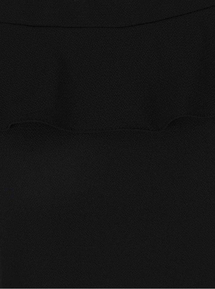 Rochie neagră AX Paris cu umeri decupați