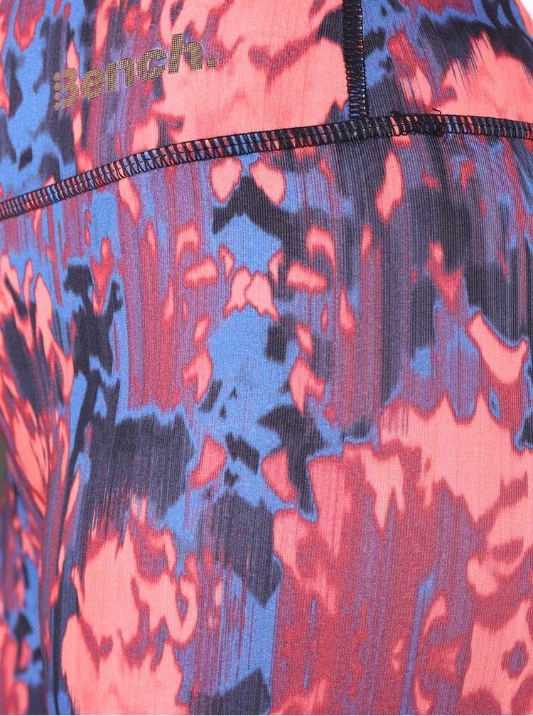 Colanți roz & albastru Becnh Baddah