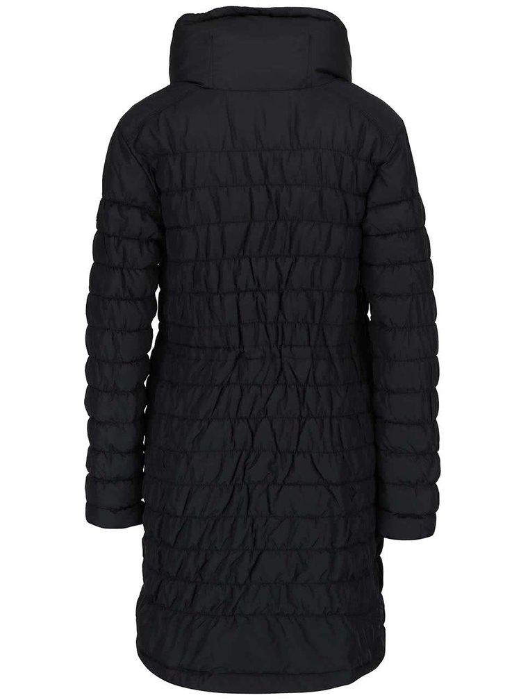 Černý dámský prošívaný kabát Bench Succinct