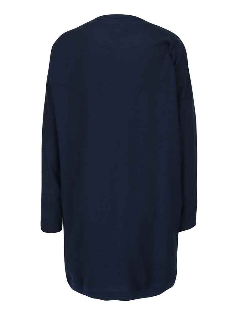 Bluza albastru inchis Bench Token pentru femei