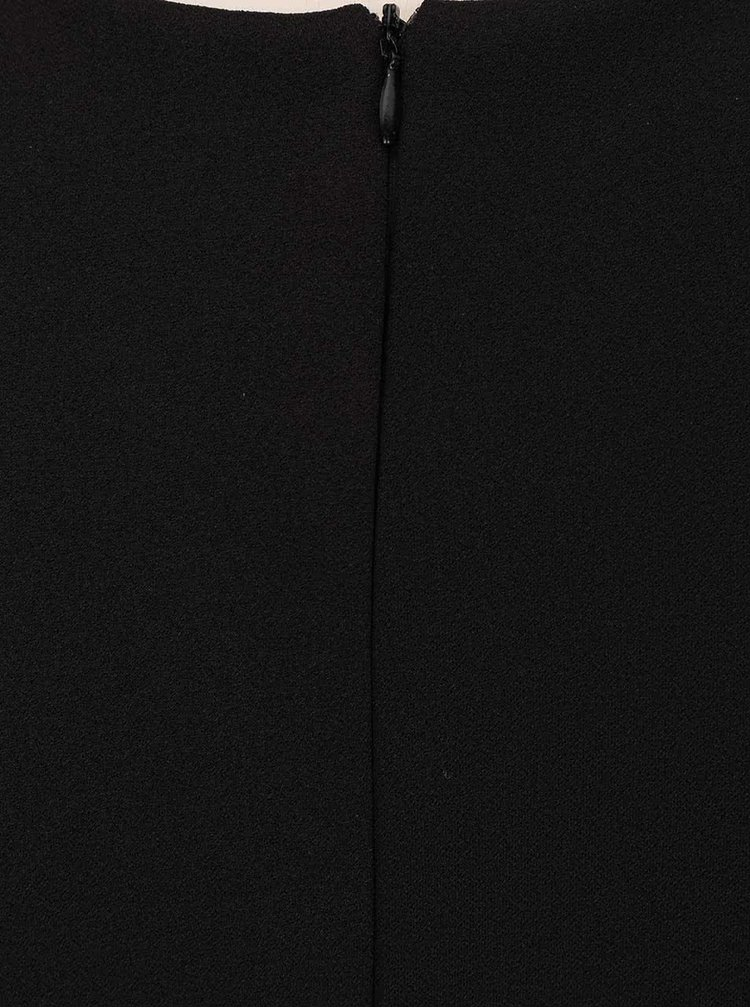 Rochie alb cu negru Haily´s Hilary