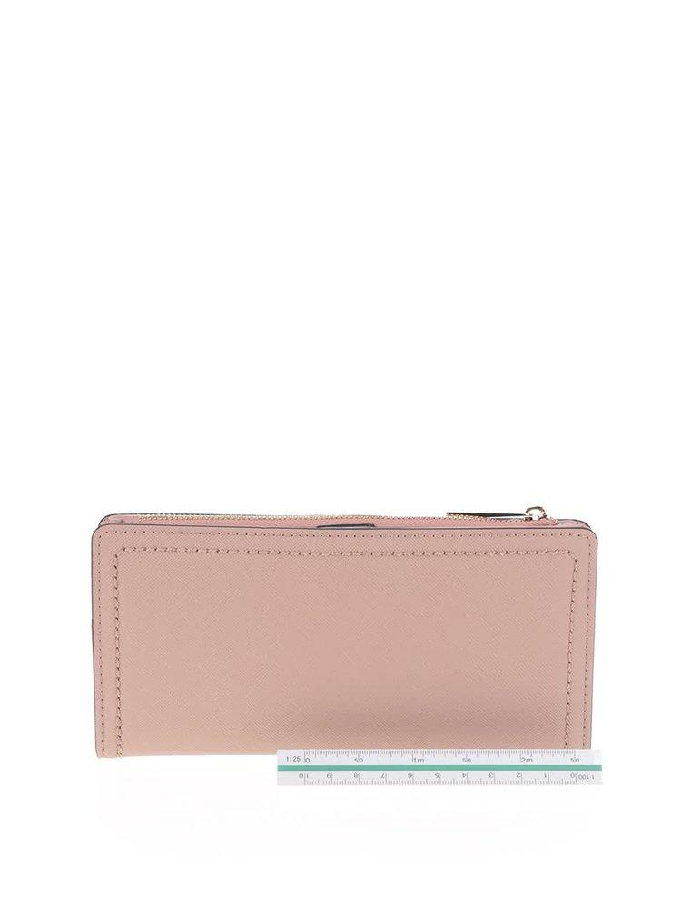 Starorůžová dámská peněženka Gionni Sharlene