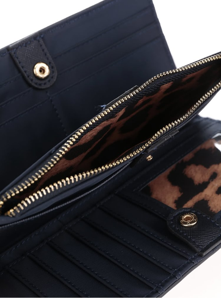 Modrá dámska peňaženka Gionni Sharlene