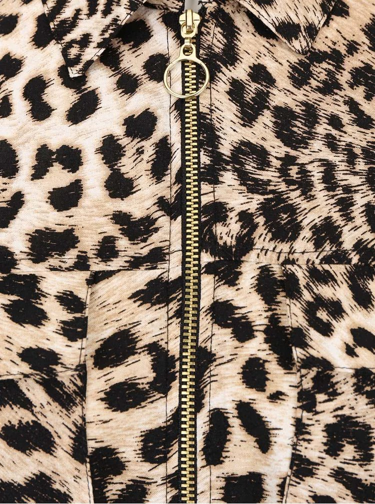 Rochie animal print Dorothy Perkins