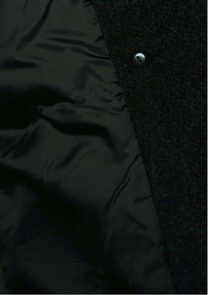 Palton verde inchis ONLY New Sophia
