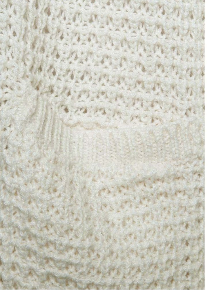 Cardigan tricotat crem ONLY Emma