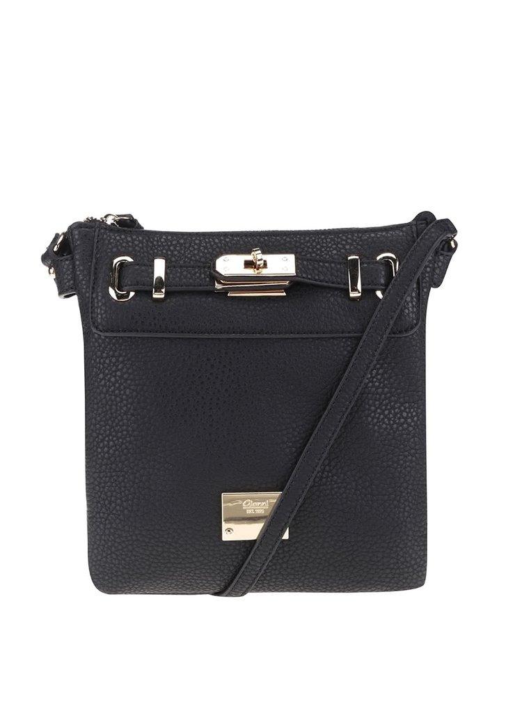 Černá crossbody kabelka Gionni Odette
