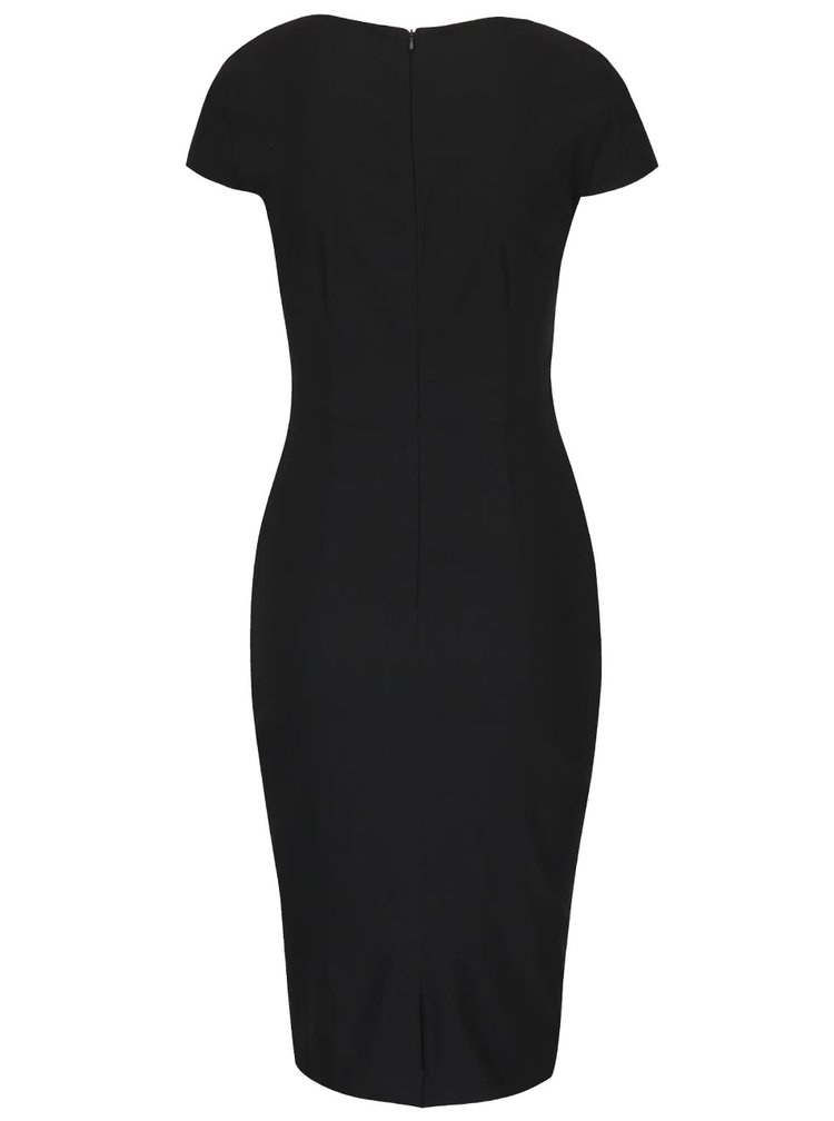 Rochie neagra Fever London Eve
