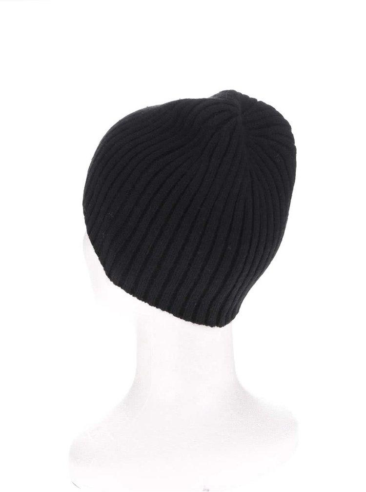 Čierna pánska čiapka GANT