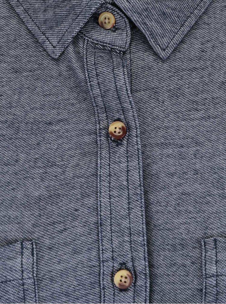 Cămașă albastră Apricot