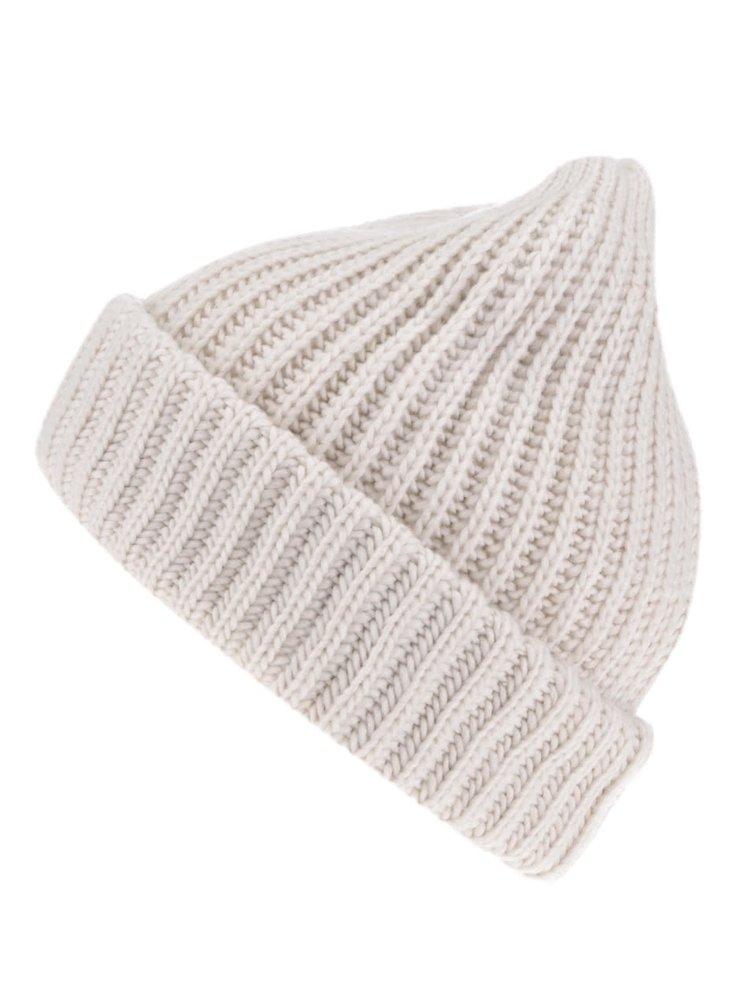 Caciula crem Pieces Poulula tricotata