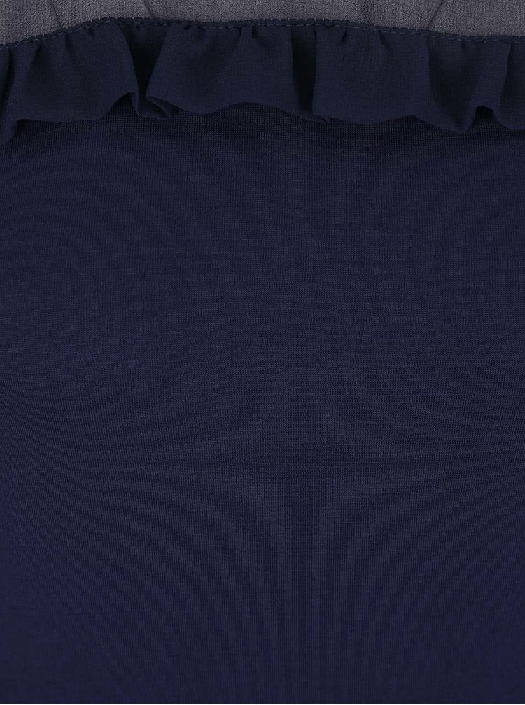 Bluză bleumarin Dorothy Perkins