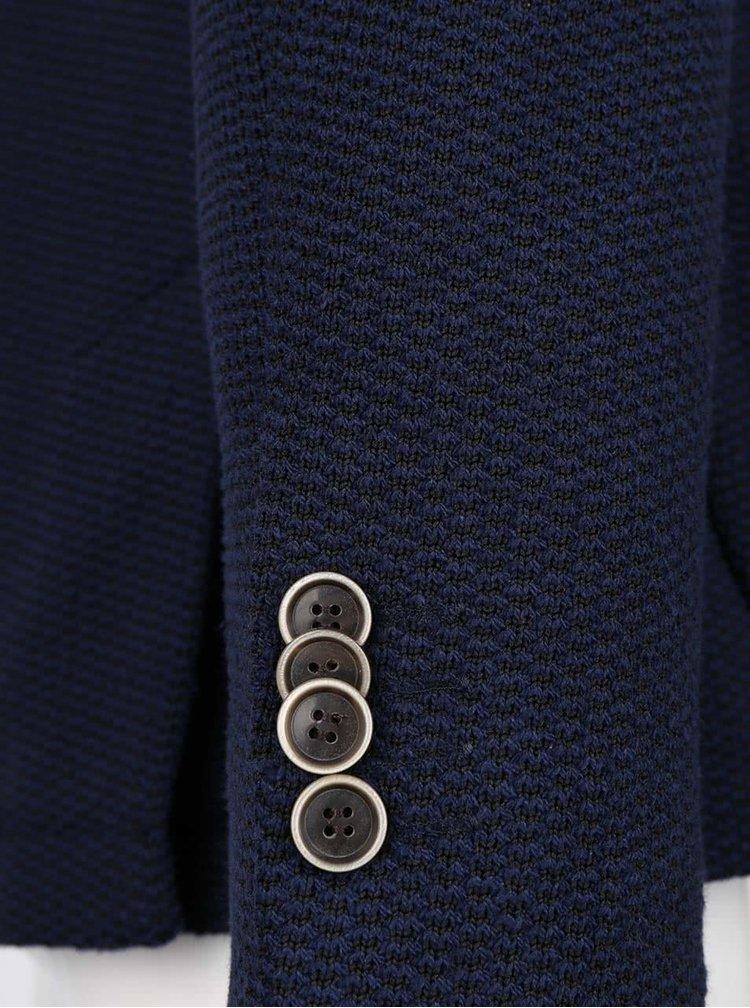 Tmavě modrý blejzr Fynch-Hatton