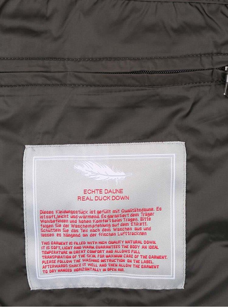 Tmavozelená vesta Fynch-Hatton