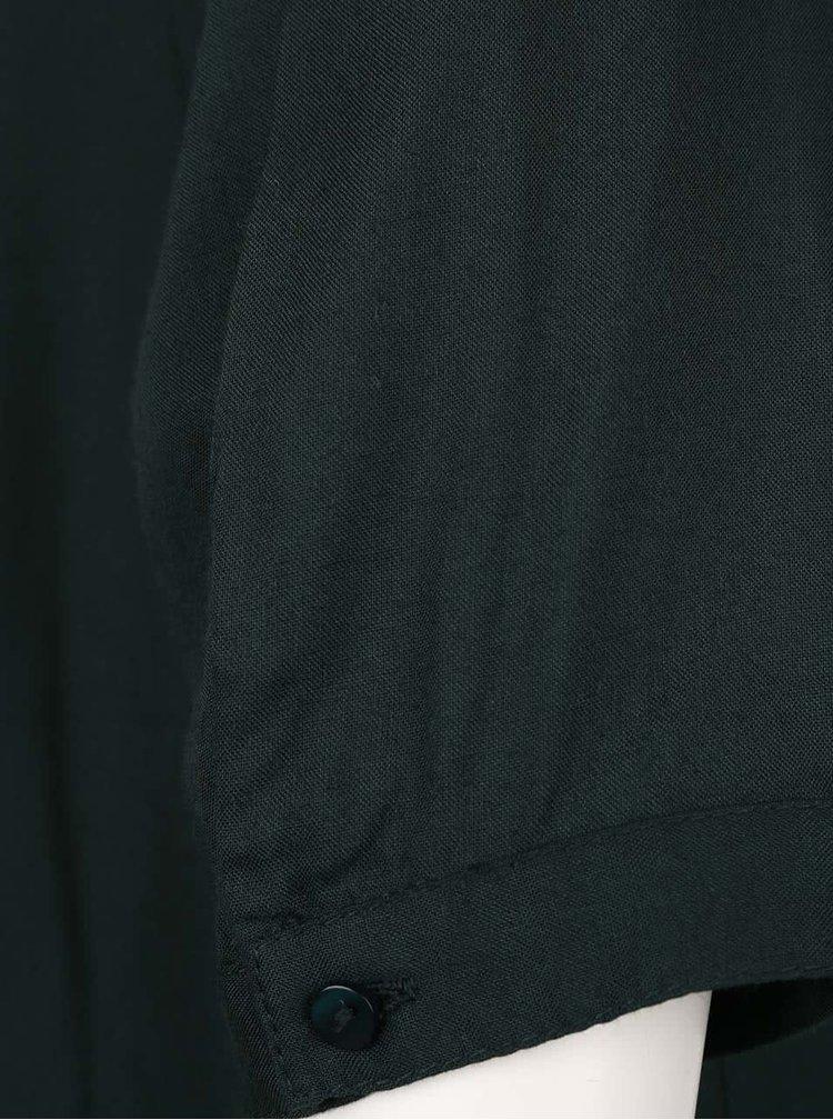 Camasa tunica verde inchis ONLY Vera