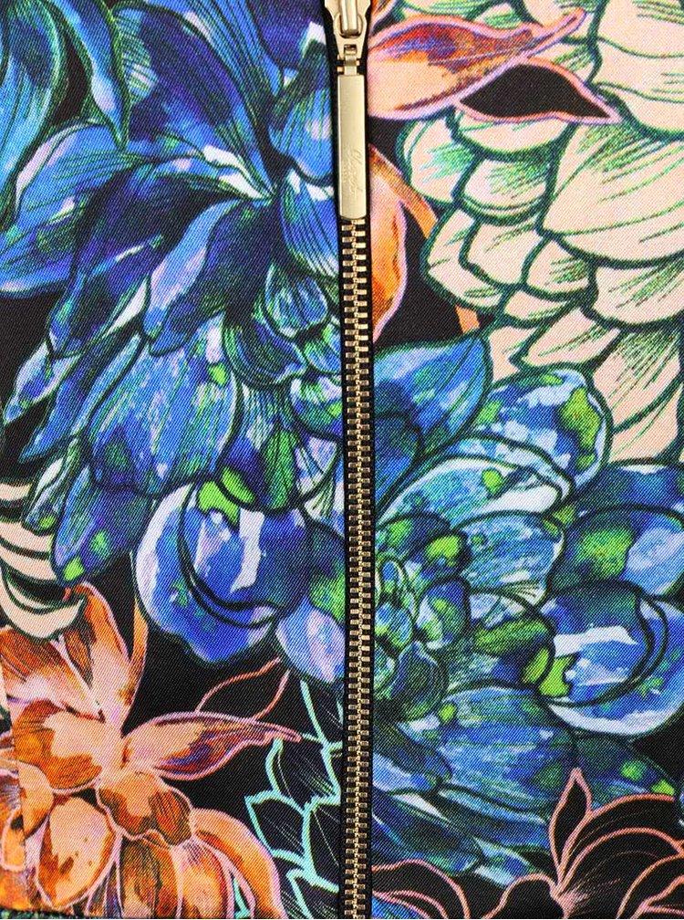 Rochie multicolora Closet cu imprimeu floral