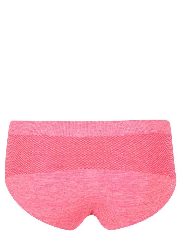Boxeri roz ICÔNE cu model discret