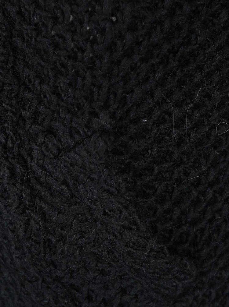 Cardigan negru VERO MODA Spider