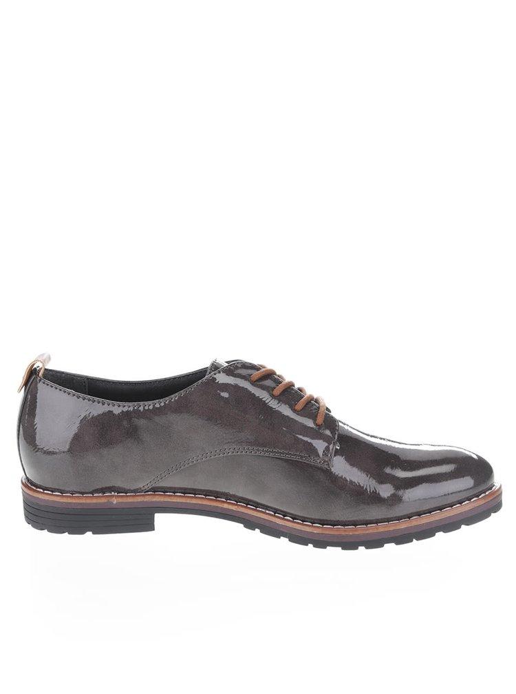 Pantofi bugatti Davida gri de damă