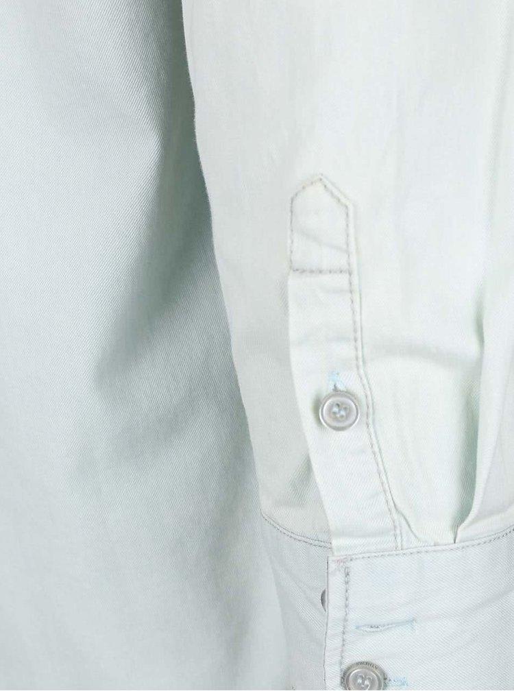 Krémová pánska košeľa Horsefeathers Rodney