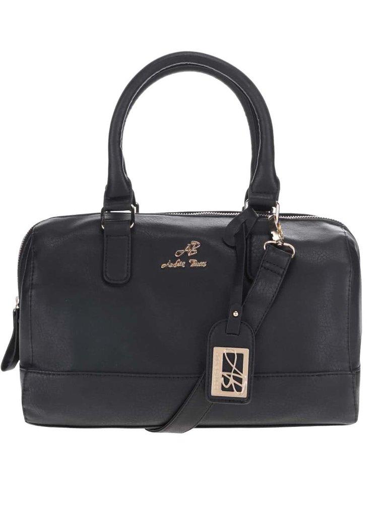Čierna kabelka Andrea Bucci
