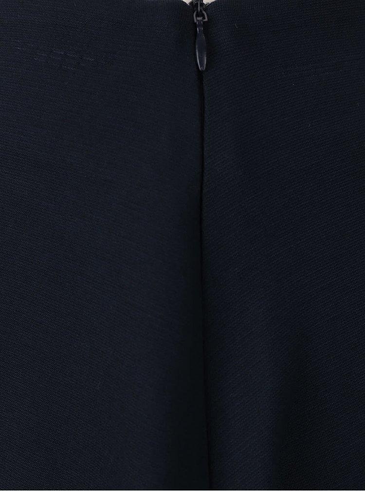 Tmavomodrá sukňa Lavand