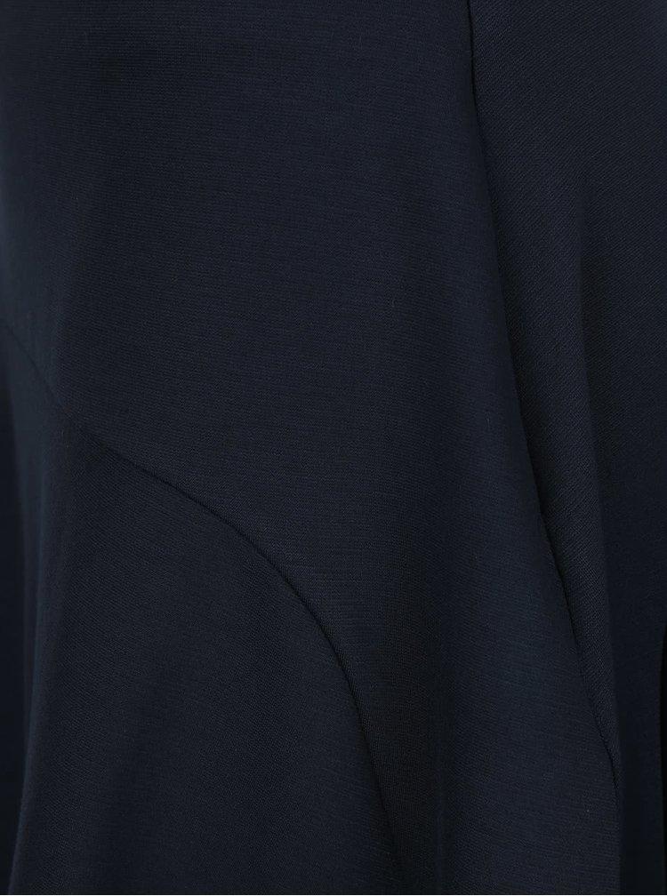 Tmavě modrá sukně Lavand