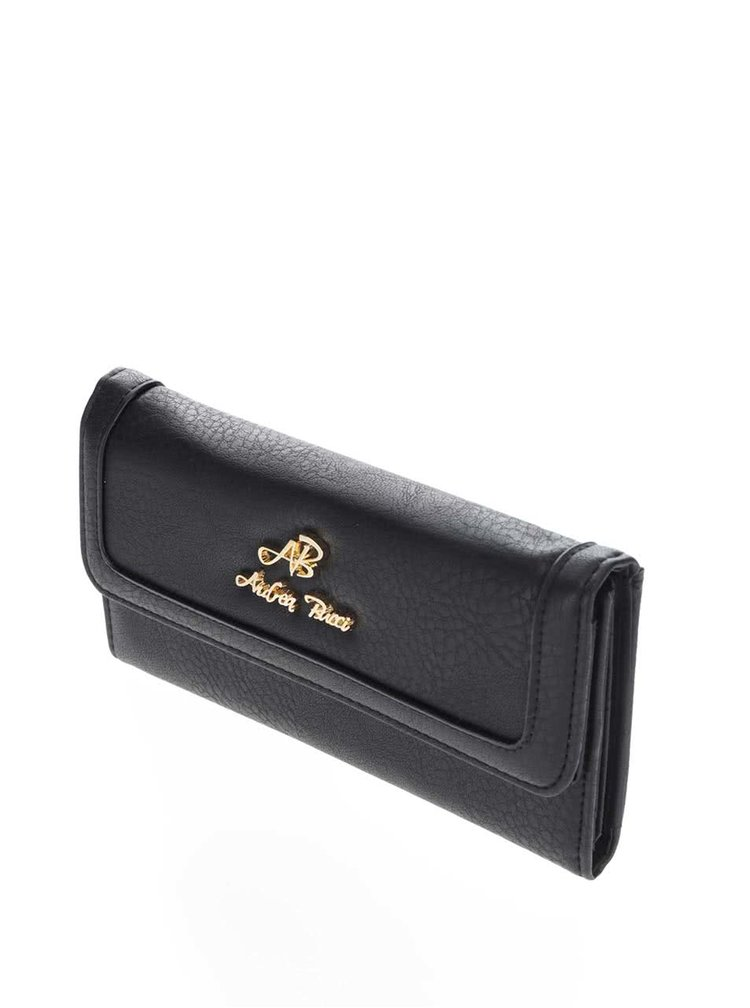 Čierna peňaženka Andrea Bucci