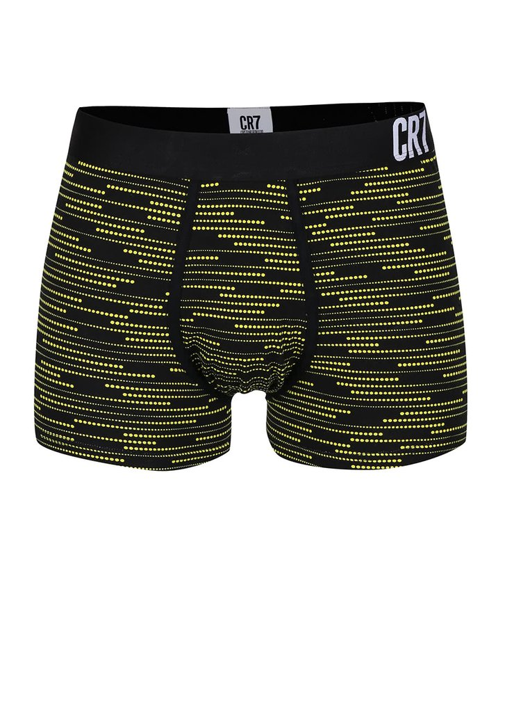 Súprava dvoch boxeriek v čiernej a farebnej kombinácii CR7