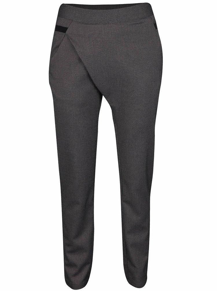 Pantaloni Skunkfunk Deba gri inchis