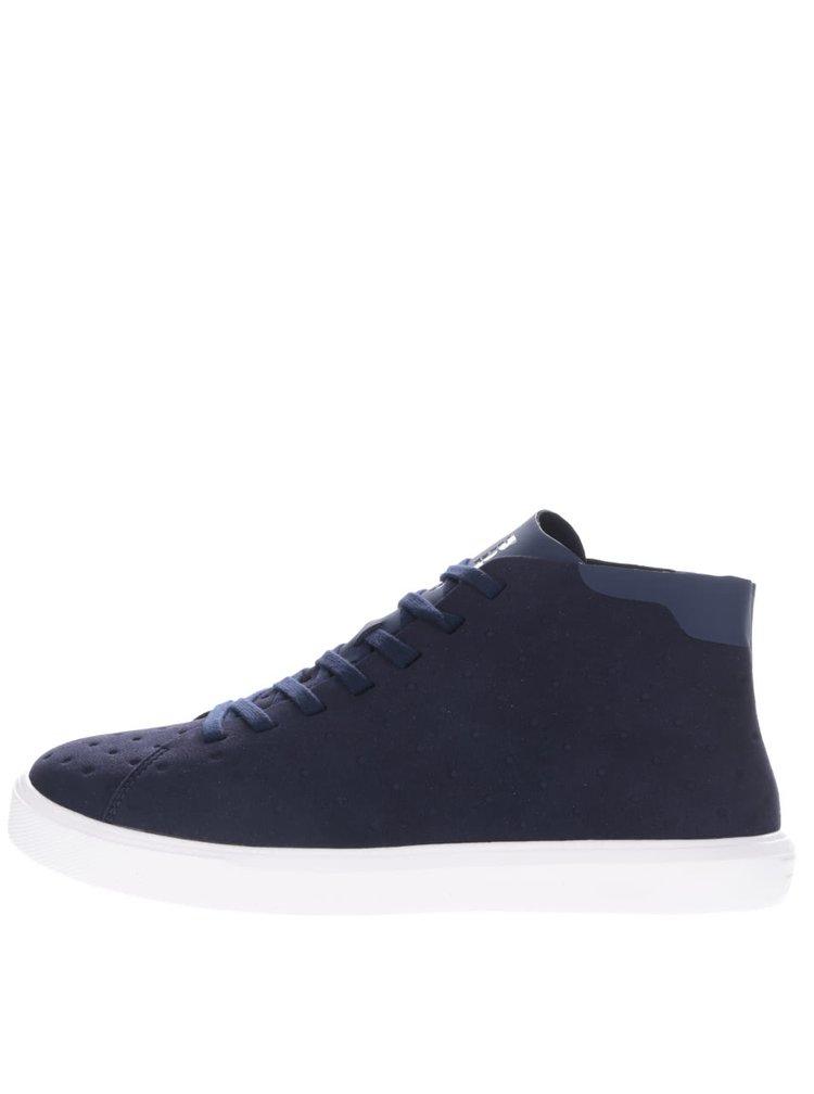 Tmavě modré pánské kotníkové boty Monaco Native