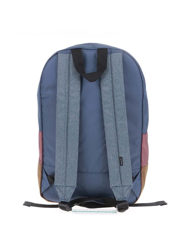 Tmavě modrý pánský batoh Quiksilver Night