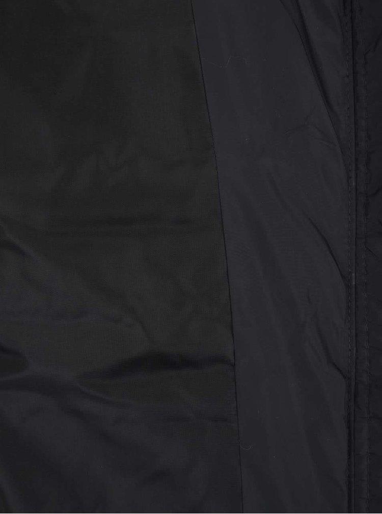 Tmavosivá prešívaná bunda Roxy Foreverfreely