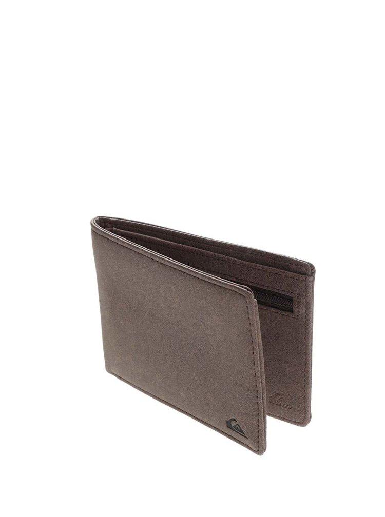 Hnedá pánska peňaženka Slim