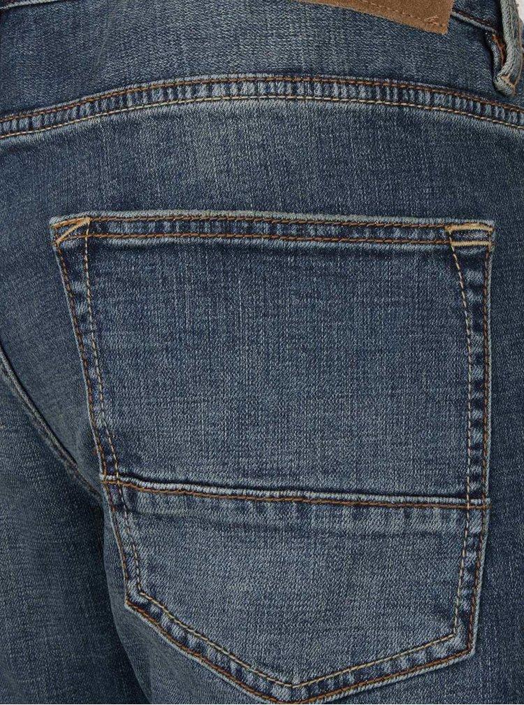 Modré pánské džíny Quiksilver Distorsirinse